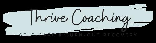 Logo Thrive-Coaching