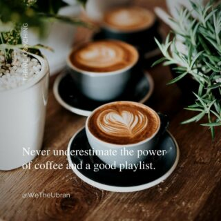 Self-Care Sunday  Wat als je jezelf vandaag eens trakteert op een lekker kop koffie (of een andere hartverwarmende warme drank) en een sublieme playlist?!  Ga voor muziek waar je een vreugdevol gevoel van krijgt, iets wat je hart en ziel voedt. En heb je toevallig zo'n super toffe playlist? Deel 'em dan zeker in the comments!  Zo laten we een golf van inspirerende vibes liefdevol door Instagram vloeien!  Credit tip: @WeTheUrban  . . . #selfcaresunday #instaselfcaretip #coffeelover #coffeeart #musicforthesoul #emotionalselfcare #share #sundayvibes #burnoutrecovery #purpose #thrivecoachingbe  